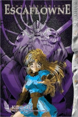Vision of Escaflowne, Volume 4