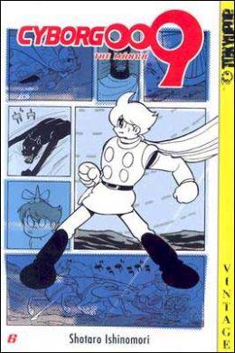 Cyborg 009, Volume 6