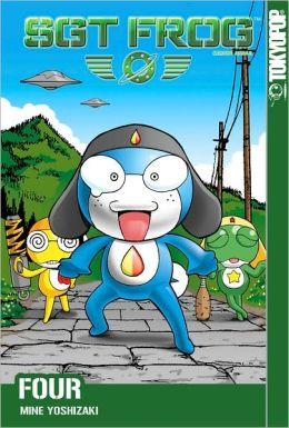 Sgt. Frog, Volume 4