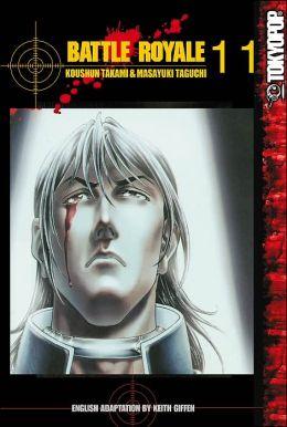 Battle Royale, Volume 11