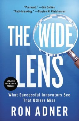 The Wide Lens: What Successful Innovators See That Others Miss
