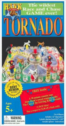 Tornado: The Wildest Race and Chase Game Ever!