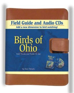 Birds of Ohio Field Guide with CD