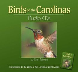 Birds of the Carolinas Audio CDs: Companion to Birds of the Carolinas Field Guide