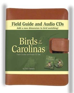 Birds of the Carolinas Field Guide and Audio CD Set Stan Tekiela