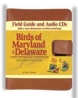 Birds of Maryland and Delaware Field Guide and Audio CD Set