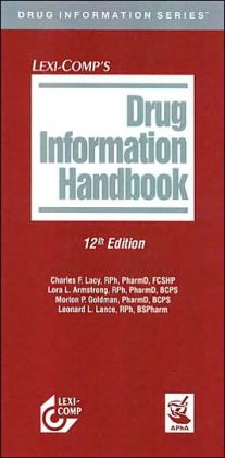 Drug Information Handbook 2004-2005