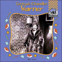 Gertrude Chandler Warner