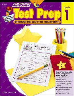 Advantage Test Prep Grade 1