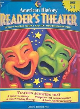 American History Reader's Theater: Develop Reading Fluency and Text Comprehension Skills