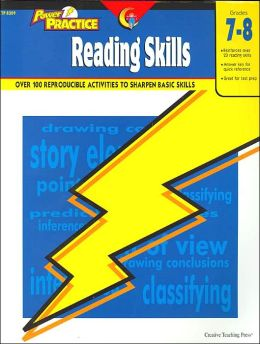 Reading Comprehension: Grades 7-8(Power Practice Series)