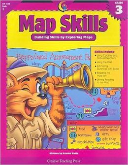 Map Skills Grade 3: Meeting Map Skill Standards through Hands-on Practice
