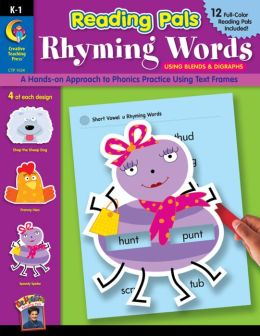 Reading Pals: Blends and Digraphs K-1