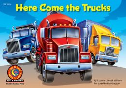 Here Come The Trucks, Learn To Read Readers