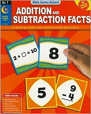 Addition and Subtraction Facts, Gr. 1 - Math Games Galore