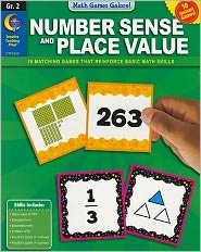 Number Sense and Place Value, Gr. 2 - Math Games Galore