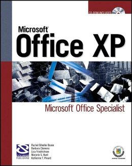 Microsoft Office XP: Microsoft Office Specialist