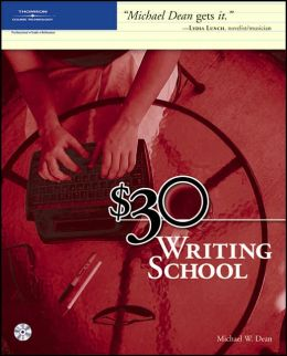 $30 Writing School with CD-ROM