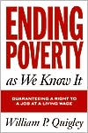 Ending Poverty As We Know It: A Constitutional Right to a Job at a Living Wage
