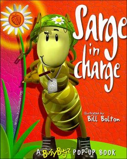 Sarge in Charge: A BusyBugz Pop-Up Book