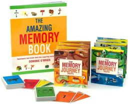 Amazing Memory Kit: Everything You Need to Improve Your Memory!