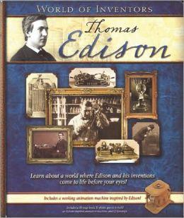 World of Inventors: Thomas Edison