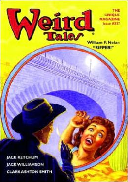 Weird Tales #337 (Book Paper Edition)