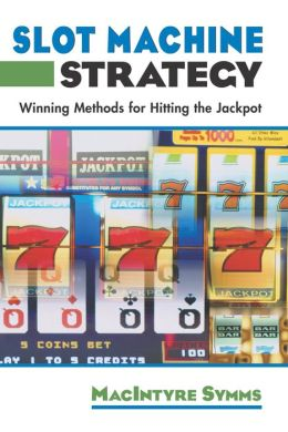 slot machine strategy