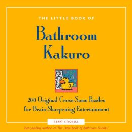 Little Book of Bathroom Kakuro