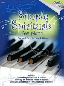 Simple Spirituals for Piano