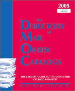 Directory of Mail Order Catalogs 2005