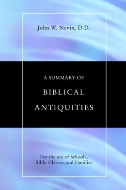 Summary Of Biblical Antiquities