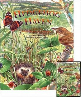 Hedgehog Haven: A Story of a British Hedgerow Community [With Cassette]