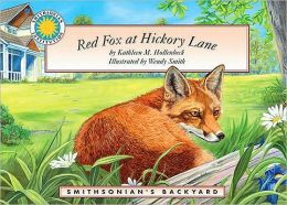 Red Fox at Hickory Lane (Smithsonian's Backyard Series)