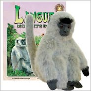 Langur Monkey's Day