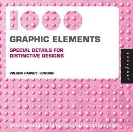1,000 Graphic Elements (mini): Special Details for Distinctive Designs