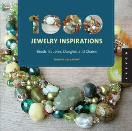 1000 Jewelry Inspirations (mini): Beads, Baubles, Dangles, and Chains