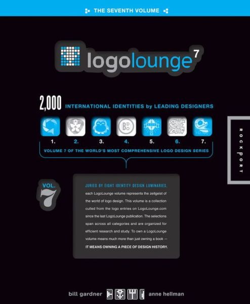 LogoLounge 7: 2,000 International Identities by Leading Designers