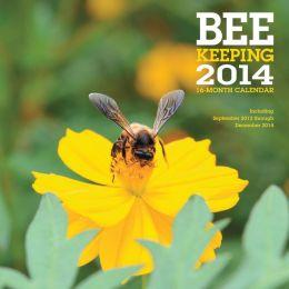 2014 Beekeeping Wall Calendar