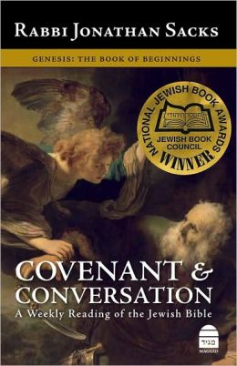 Covenant and Conversation: Volume I: Genesis, the Book of Beginnings