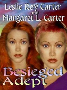 Besieged Adept [Aetria Series Book 2]