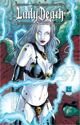 Lady Death: Origins, Volume 2