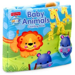 Baby Animals Counting Book (Precious Planet Series)