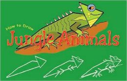 How to Draw Jungle Animals