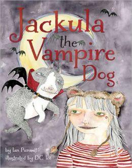 Jackula the Vampire Dog