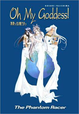 Oh My Goddess!, Volume 18: Phantom Racer