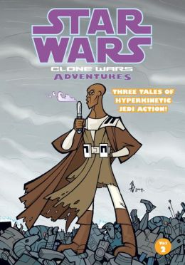 Star Wars Clone Wars Adventures, Volume 2