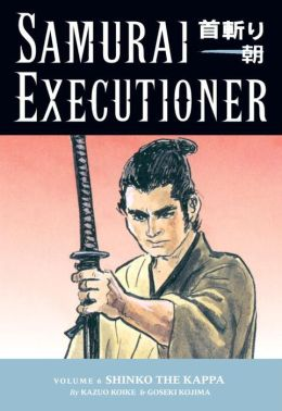 Samurai Executioner, Volume 6