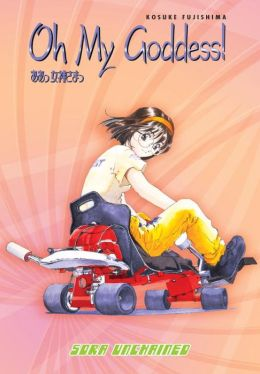 Oh My Goddess!, Volume 19 (and 20): Sora Unchained