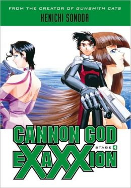 Cannon God Exaxxion Stage 4